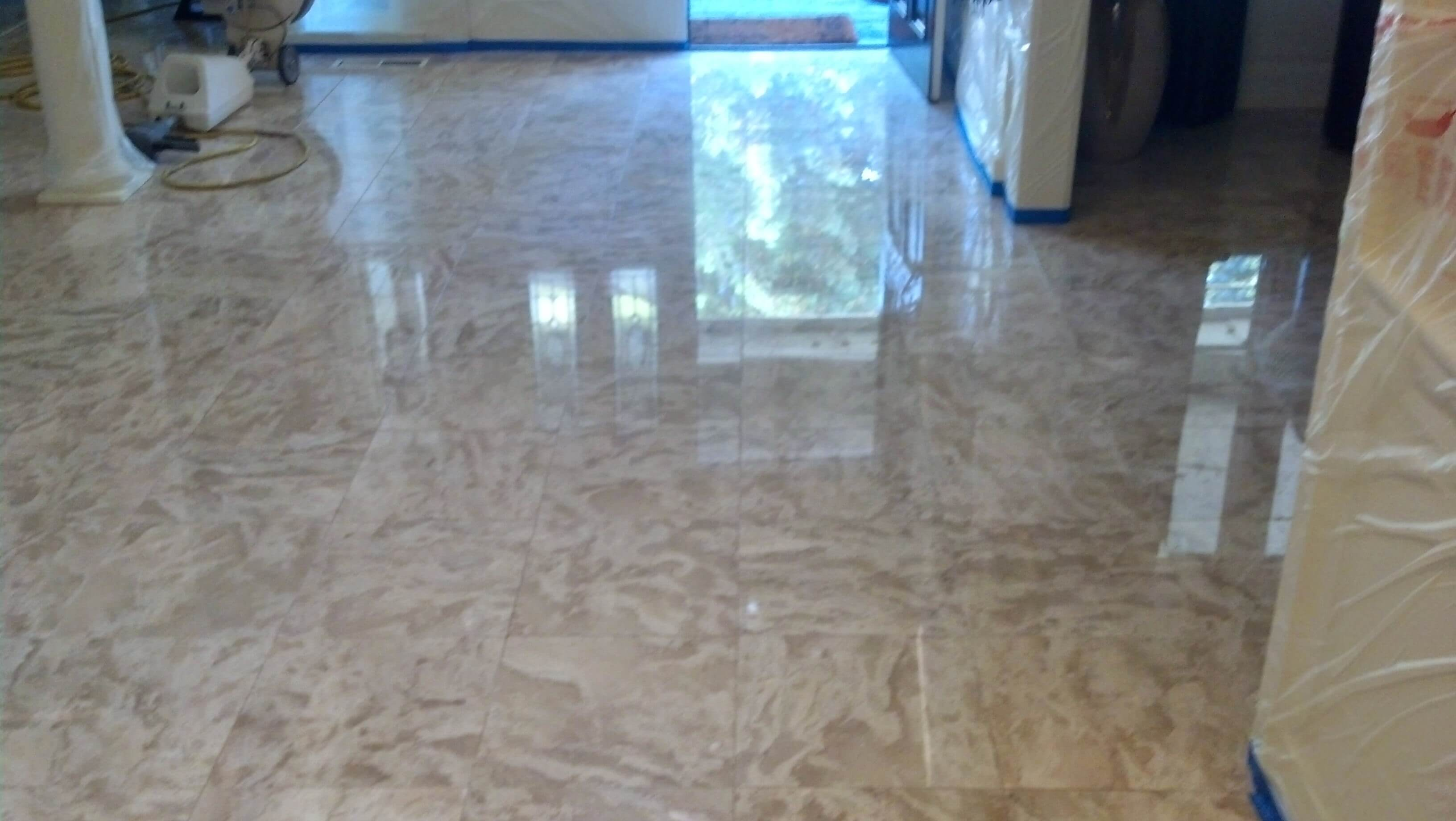 Marble Cleaning Sacramento - After