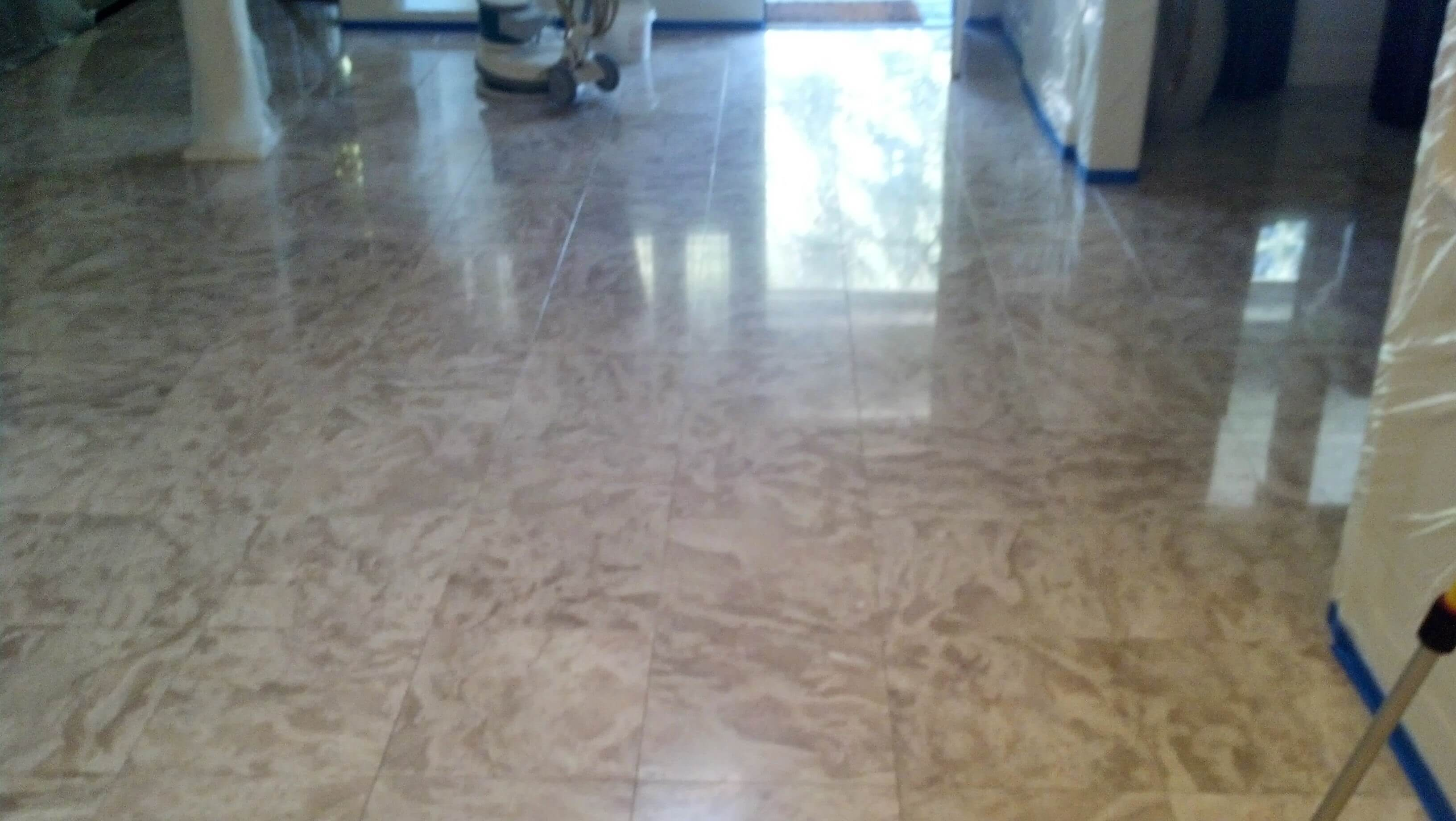 Marble Cleaning Sacramento - Before